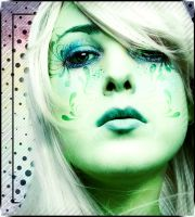 Green Fantasy IV by Anagraphy