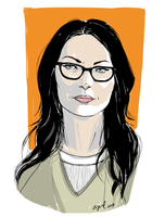 Alex Vause - Orange is the New Black by soundgarden84