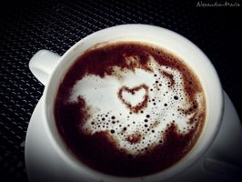 a cup of love . by alexandra-maria