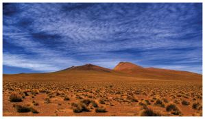 Backlands Bolivia by nkolb