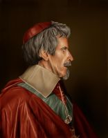 Richelieu (Peter Capaldi) by Rapsag