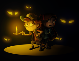 The Mystery Twins by Finchwing