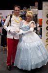 MCM London May '14: Cinderella and the prince. by mnmk