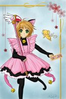 Commission - Cardcaptor Sakura by TerraForever