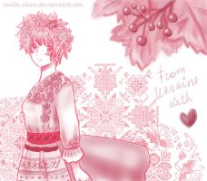APH: From Ukraine with love by Anila-chan