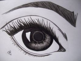 Eye see you... by Jessi1616