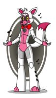 Sister Location Funtime Foxy by Grimmixx