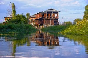 House on Stilts  2 by CitizenFresh