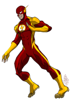 Flash Redesign by mase0ne