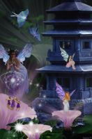 The Night Fairy Song... by tndrhrtd37