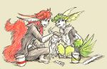 Color Choices by IamSKETCHcat
