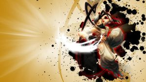 Ibuki - SFxTK HD Wallpaper by soulfenrir