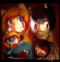 Mi Familia by seckra-the-fox