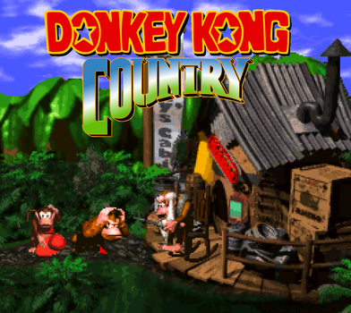118. Donkey Kong Country by BeeWinter55