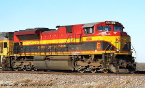 KCS 4046 leads UP ROTWIS 23 by EternalFlame1891