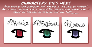 2P!Hetalia Eye Meme by easterlil