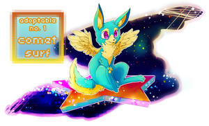 :adoptable: Comet Surf by xTyma