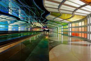 ORD Chicago by tdiguy