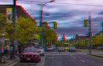 Spadina Avenue Traffic 3-D ::: HDR/Raw Anaglyph by zour