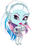 Monster High Mini Abbey by chunk07x