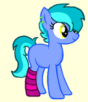 CLOSED MLP Adoptable- 10-15 Points by DJ-Sky-Storm-117