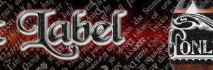Black Lable guild banner by shrela