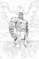 Colossus by Martinez23