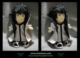 Comm - Aaroniero Arruruerie by renealexa-plushie