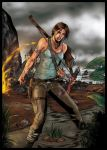 Tomb Raider Reborn-15 years celebration by tZuB