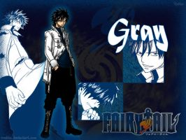 Gray Fullbuster by Rockte