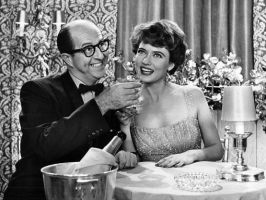 Phil Silvers and Julie Wilson 1958 by slr1238