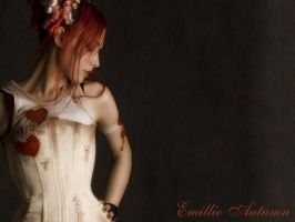 Emilie Autumn Wallpaper by bullets200