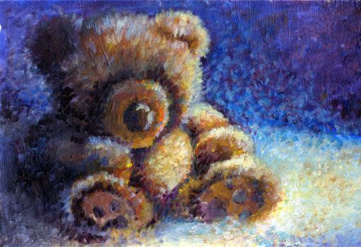 beary by lilfrog