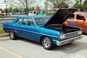 64 chevelle by JDAWG9806