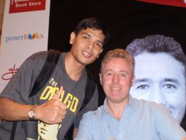 with Mark Millar by force2reckon