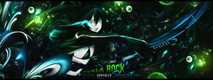 Black Rock Shooter v2 by Kypexfly