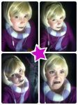 Rose Lalonde Dreamer test by Trioxed