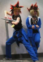 AX 2011 Yu-Gi-Oh Gathering by broken-with-roses