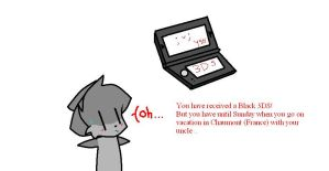 I HAVE A 3DS !!! But... by DJChloe