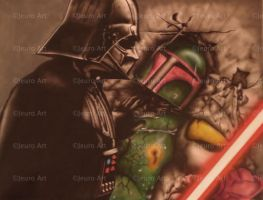 Darth Vader's Price of Failure by JEURO85