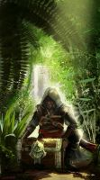 Edward Kenway by CLOCKMANIAK