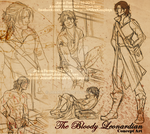 .:AC: The Bloody Leonardian Concept Art:. by JoanDark