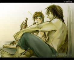 Genso Suikoden Fan Drawing 6 by Rcaptain