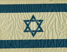 Flag of Israel (Free Download) by hassified