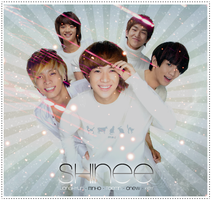 SHINee by jasminerawr