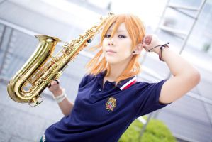 Uta no Prince Sama : Jinguji Ren by Itchy-Hands
