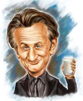 Sean Penn Milk by ric3do