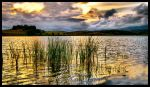 The Spectral Lake by Inebriantia