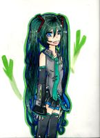 Miku- Crap drawing by buttfabric