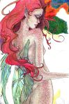 Red Haired Faery by Magicduck